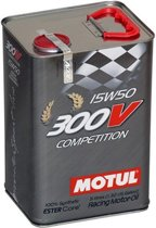 Motul 300V Competition 15W50 - 5 Liter