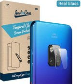Just in Case Tempered Glass voor de Huawei Mate 20 Pro Camera Lens