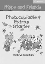 Hippo and Friends - Starter photocopiable extras