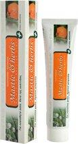 Mastic & Herbs Natuurlijke Tandpasta (gevoelige tanden) - 2 stuks voordeelverpakking