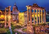Fotobehang Roman Forum Rome | L - 152.5cm x 104cm | 130g/m2 Vlies