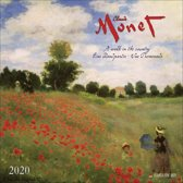 Claude Monet A Walk in the Country Kalender 2020