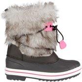 Winter-grip Snowboots Canadian Fur Meisjes Maat 31 Zwart
