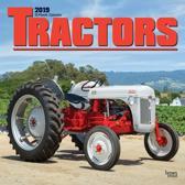 Tractors 2019 Calendar