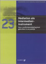 Mediation als intermediair-instrument