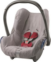 Maxi Cosi Cabriofix Zomerhoes - Cool Grey - 2015