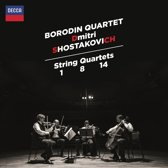 String Quartets Nos.1, 8 & 14