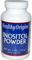 Inositol poeder (113 g) - Healthy Origins