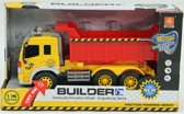 Vrachtwagen Constructie - Kiepwagen