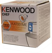Kenwood KAT001ME - Chef Bar naar Twist adapter KAT001ME