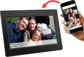 """Denver PFF-1010Black, 10.1"""" digitale fotolijst met FRAMEO software Zwart"""