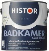Histor Badkamer Muurverf 2 5 liter Katoen