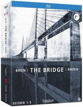 The Bridge - Seizoen 1 t/m 3 (Boxset) (Blu-ray)