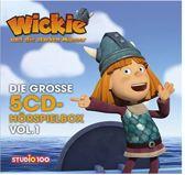 Wickie - Die Grosse 5-Cd Horspielbox Vol. 1