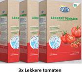 3 stuks Viano BIO wateroplosbare meststof voor Tomaten 52x5gr