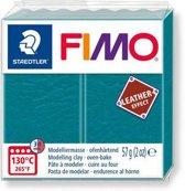Fimo Effect leather 57 g lagune 8010-369 (04-19)