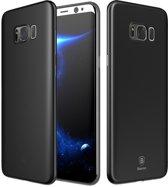 Baseus Samsung S8 Plus Silicone Case Black hoesje