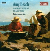 Piano Music By Amy Beach - Vol. 1,
