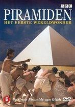 DVD cover van Piramiden  - Het eerste wereldwonder - BBC