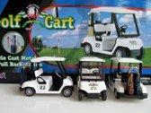 Golfcart Caddy 11,5 Cm Metaal
