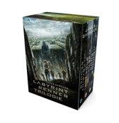 De Labyrintrenner - De Labyrintrenner trilogie box