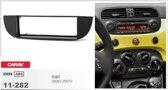 1-DIN FIAT (500) 2007+  inbouwpaneel Audiovolt 11-282