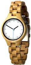 Houten horloge Toendra Bamboe