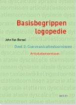 Basisbegrippen logopedie 2 Communicatiestoornissen. Articulatiestoornissen