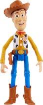 Toy Story 4 Pratende Woody 18 cm - Nederlandstalig