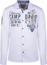 Overhemd wit uit de