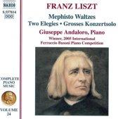 Liszt: Mephisto Waltzes / 2 Elegies