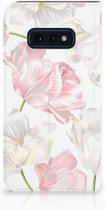 Samsung Galaxy S10e Standcase Hoesje Design Lovely Flowers