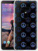 HTC U12 Plus Hoesje Peace