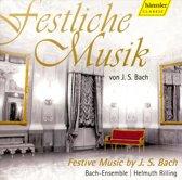 The Festive Music Of J.S. Bach