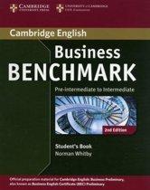 Business Benchmark Pre-intermediate to Intermediate Business Preliminary Student's Book