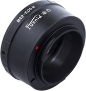 Adapter M42-EOS.M: M42 Lens - Canon EOS M mount Camera
