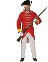 Rode soldaat kostuum L