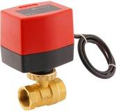 Elektrische Kogelkraan BW2 3/4'' 2-weg 230V AC 3-punt - BW2-034-AW1-230AC