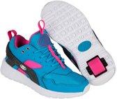 Heelys Rolschoenen Force - Sneakers - Kinderen - Maat 39 - blauw/roze