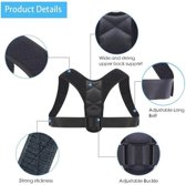 Premium Postuur Houding Corrector - Rug Brace - Verstelbaar