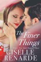 The Finer Things: A Spicy New Adult Romance Short
