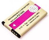 Battery similar TOSHIBA PX1685, Li-ion, 3,7V, 1100mAh, 4,1Wh