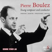 Young Composer And Conductor