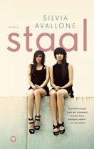 Boekomslag van 'Staal'