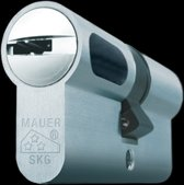 Mauer New Wave 4 Dubbele Cilinder SKG***