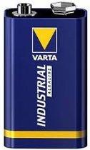 VARTA batterij 9V, 550 mAh, 6LR61 E