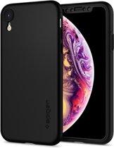 Spigen iPhone XR Case Thin Fit 360 Black