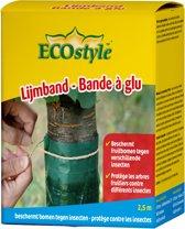 ECOstyle Lijmband 2,5 m - beschermd tegen kruipende insecten