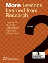 More Lessons Learned from Research, Volume 2