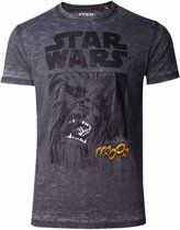 Star Wars - The Empire Strikes Back Classic Chewie Print Men s T-shirt